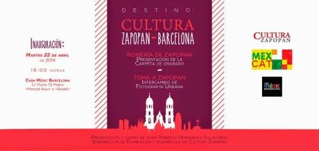 Cultura Zapopan Barcelona invitacion - copia
